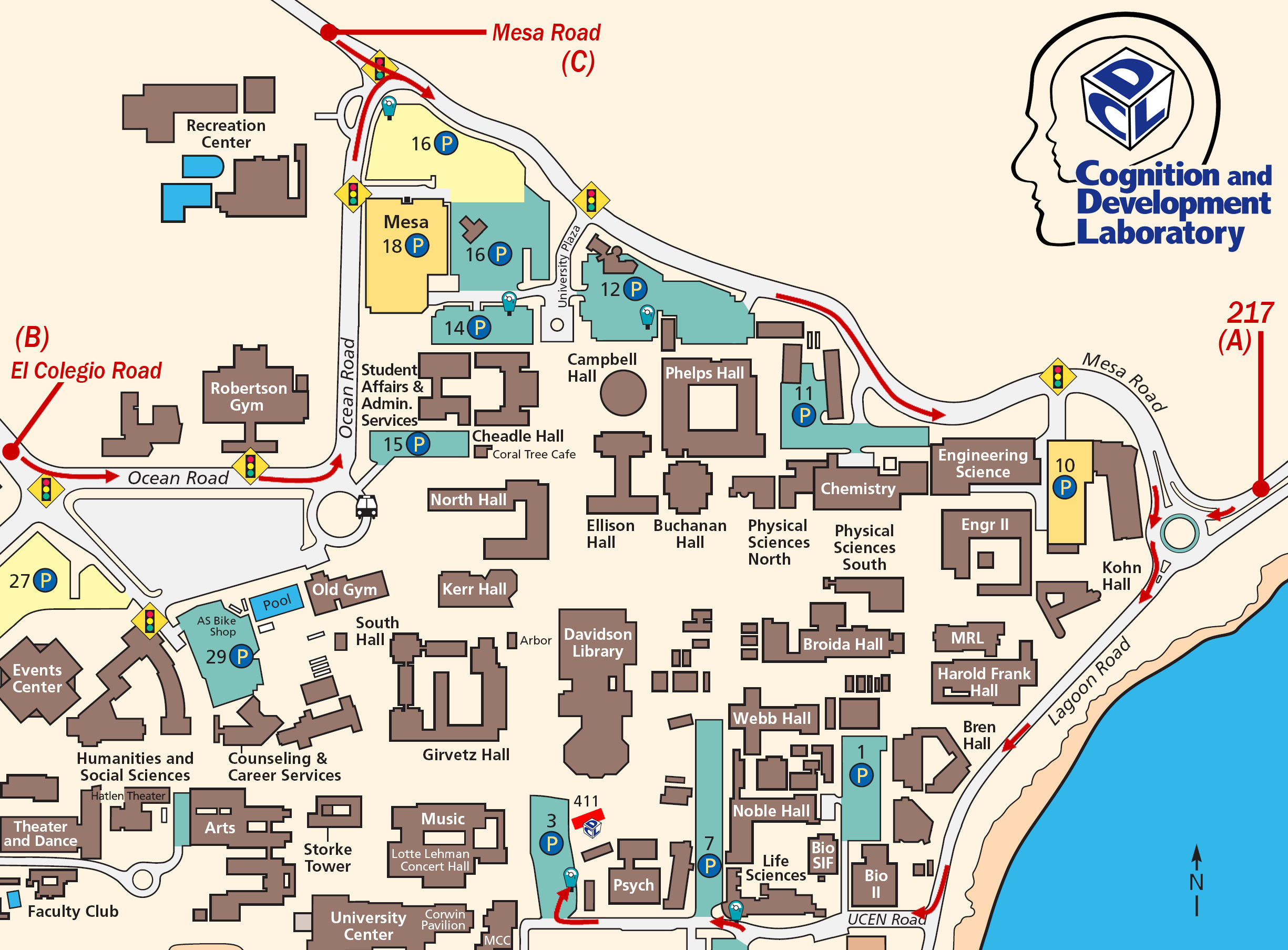 Ucsb Campus Map Contact Us   The UCSB Cognition & Development Laboratory Ucsb Campus Map