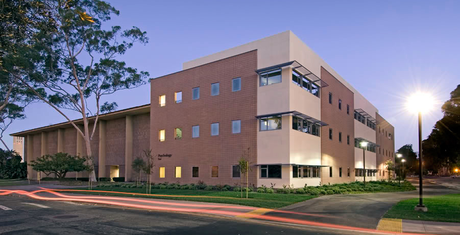 UCSB Psychology Building